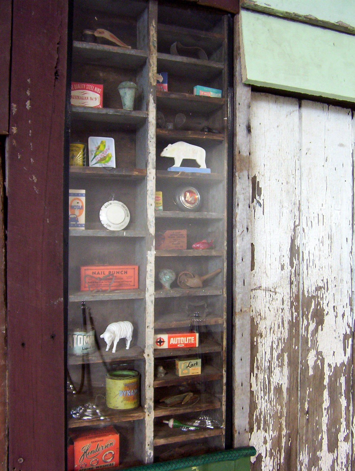 Shadow Box (Shed)